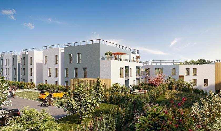 Appartement neuf Villetaneuse - Respir'