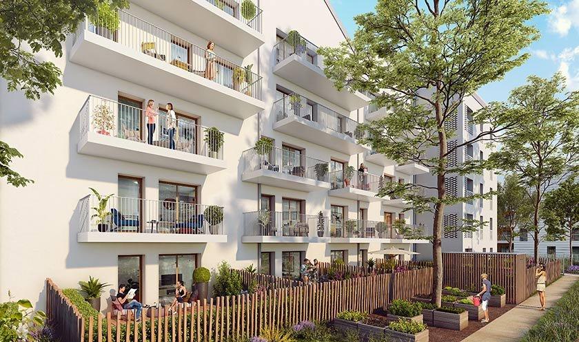 Appartements neufs Pierrefitte-sur-seine - Opaline