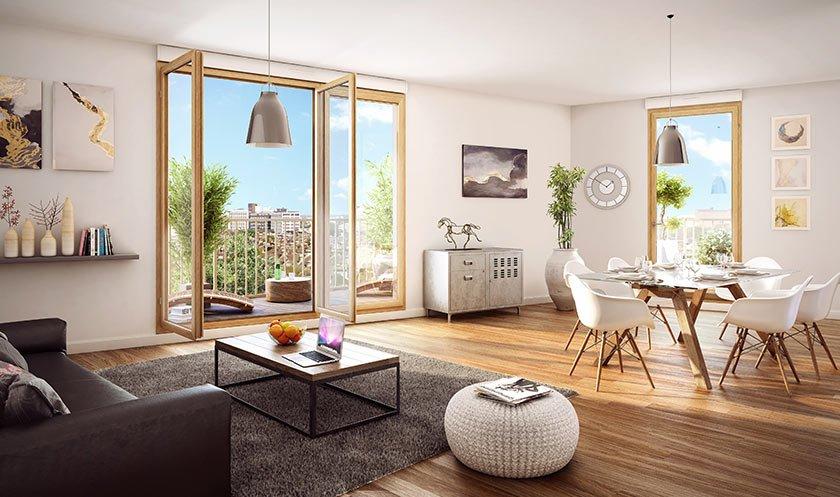 Appartement neuf Massy - Parenthese
