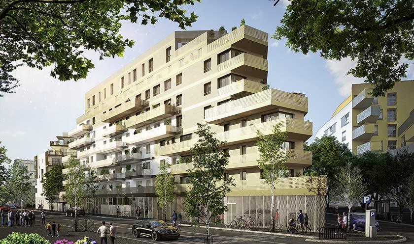 Appartements neufs évry-courcouronnes - Cap Sud