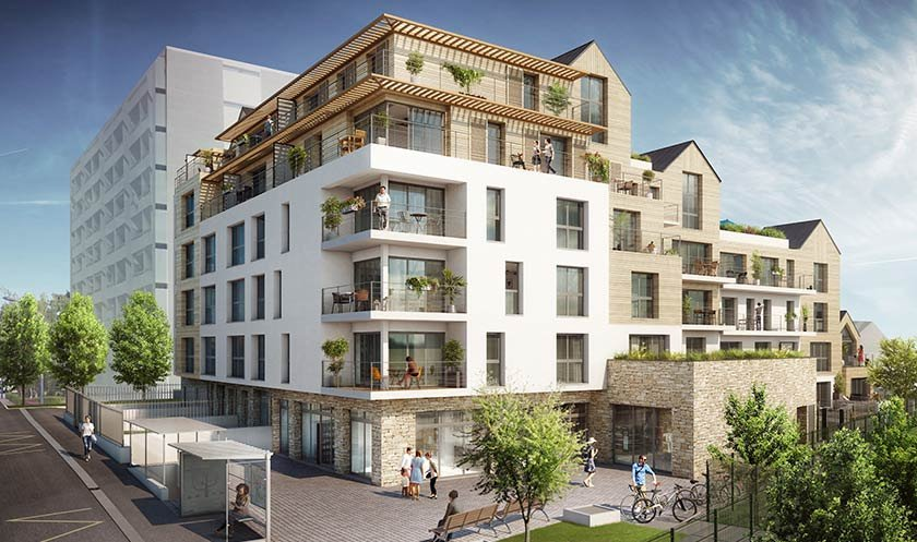Appartements neufs Chaville - Equilibre