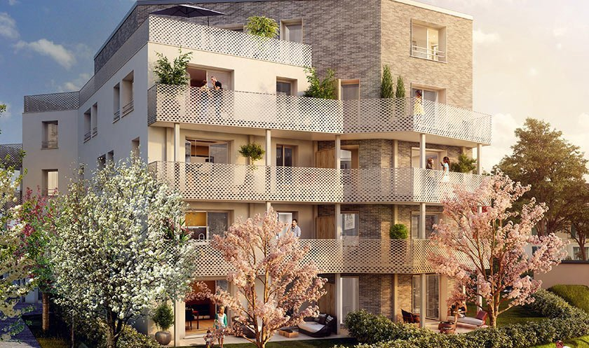 Appartement neuf Saint-ouen-l'aumône - Horizen