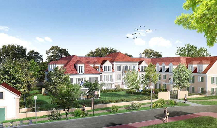 Appartements neufs Saint-prix - Manon Roland
