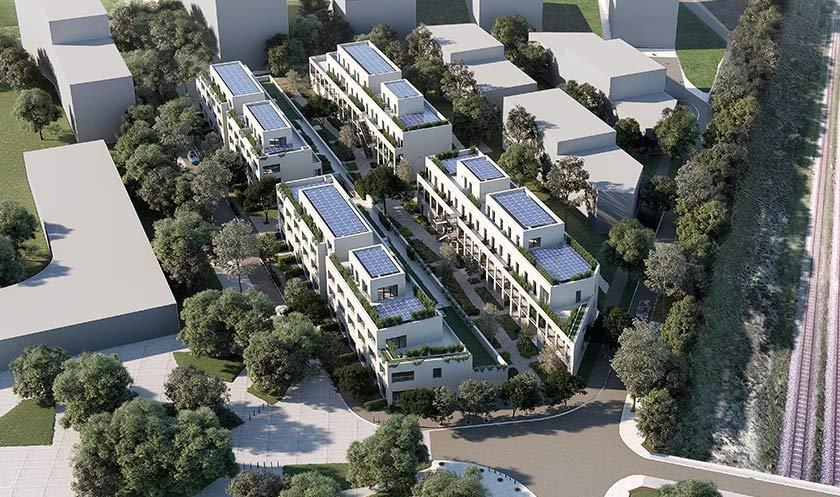Appartements neufs Cergy - Prisme