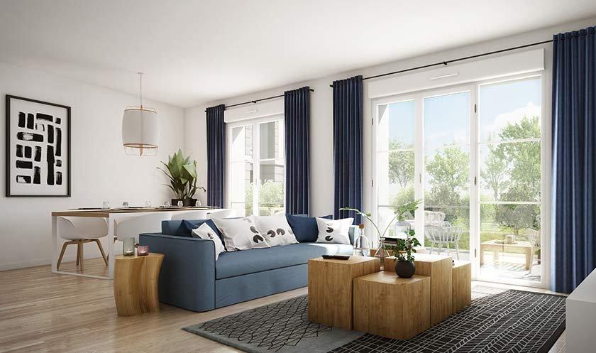 Appartements neufs Le Plessis-bouchard - Confidentia