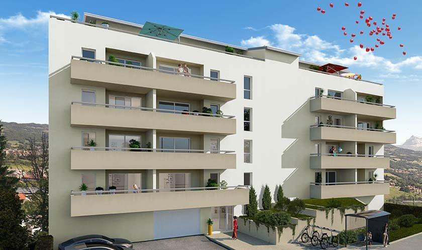 Appartements neufs Gap - Carré Théa