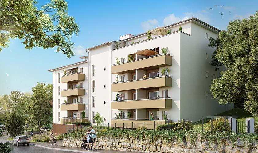 Appartements neufs Gap - Ostara
