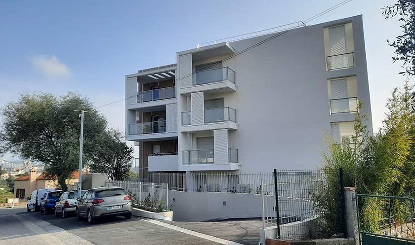 Appartements neufs Nice - Bay View