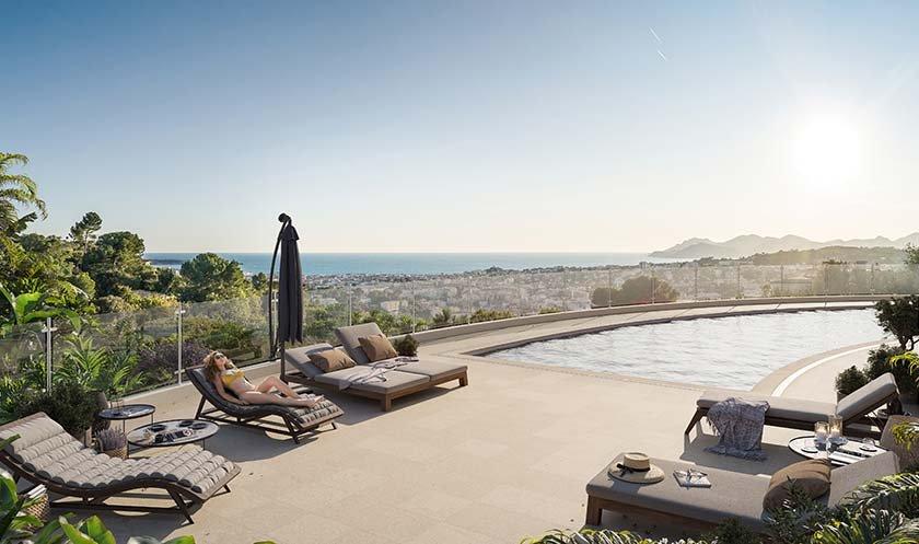Appartements neufs Le Cannet - Horizon Croisette