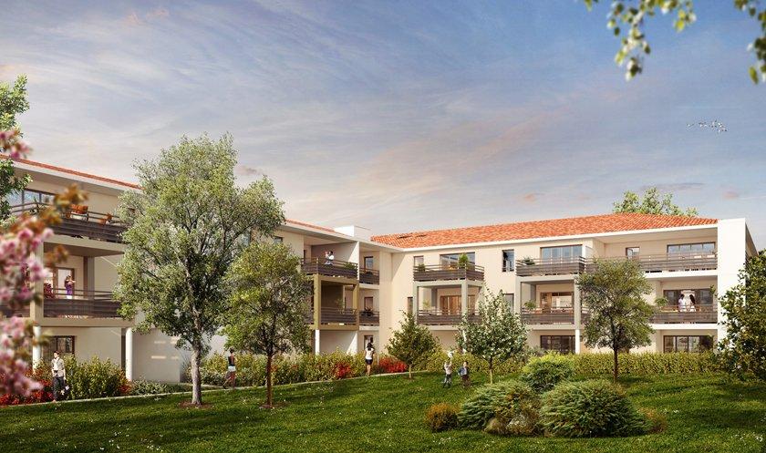 Appartement neuf Aix-en-provence - Ekinox