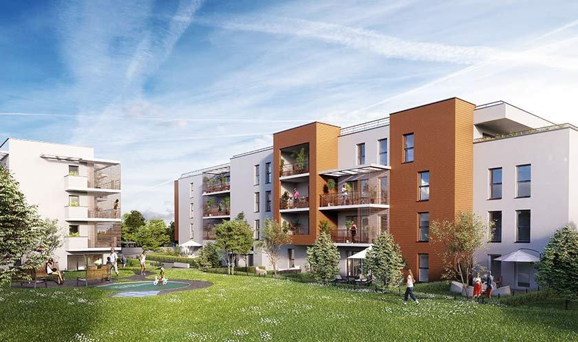Appartements neufs Aubagne - Les Terrasses De Manon