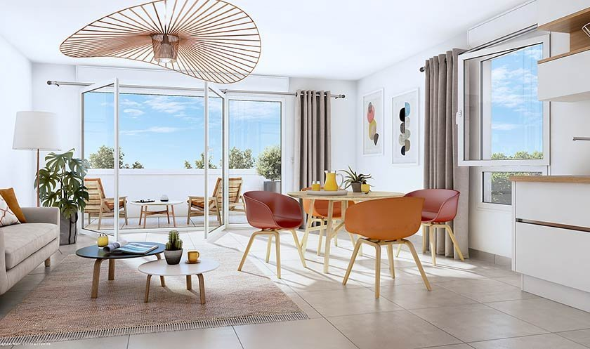 Appartements neufs Marignane - La Bastide