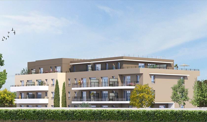 Appartements neufs Marignane - Soléia