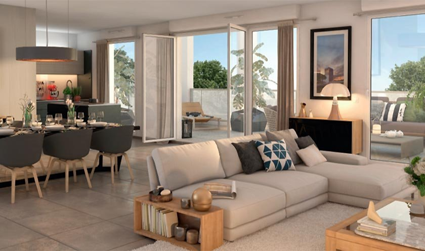 Appartement neuf Royan - Les Océanes