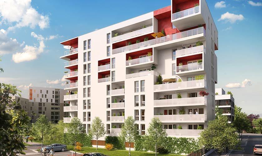 Appartements neufs Caen - Octeo