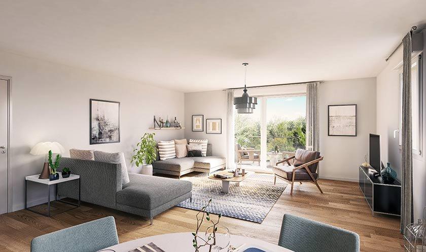 Appartements neufs Caen - Envergure