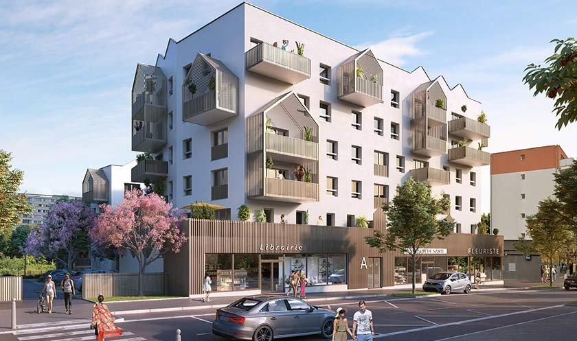 Appartements neufs Chenôve - Plein Coeur