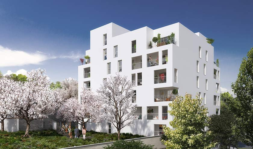 Appartements neufs Bordeaux - Mandala