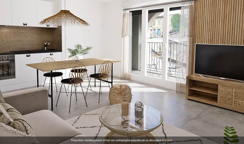 Appartements neufs Bordeaux - Ateliers Saint-germain