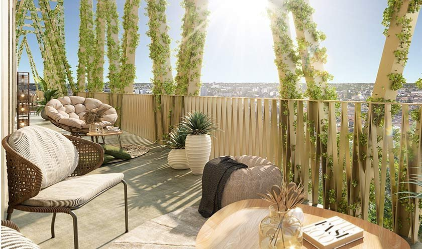 Appartements neufs Bordeaux - Iksso
