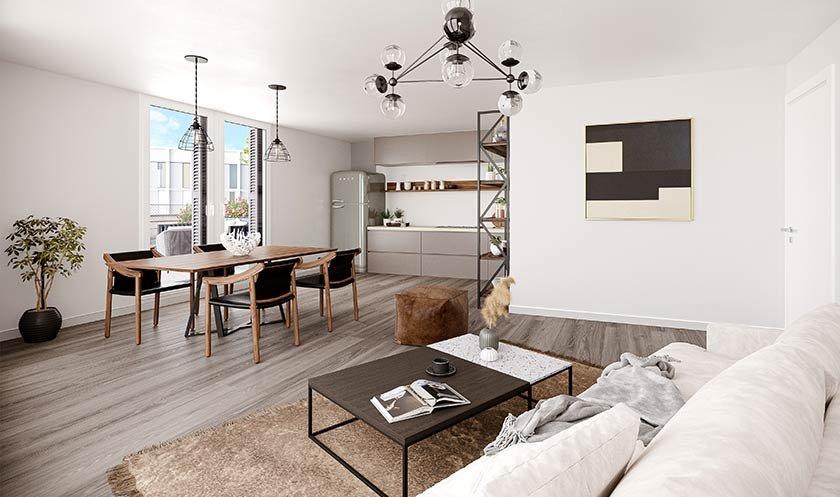 Appartements neufs Bordeaux - Quai Neuf - Otago & Callao