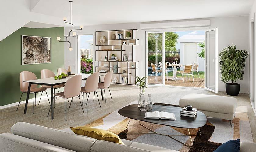 Appartements, maisons neufs Bruges - Via Tasta