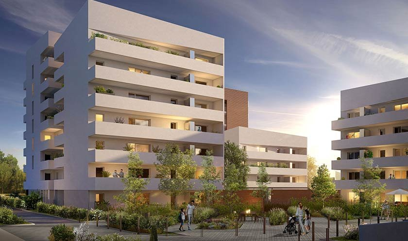 Appartements neufs Toulouse - Variations