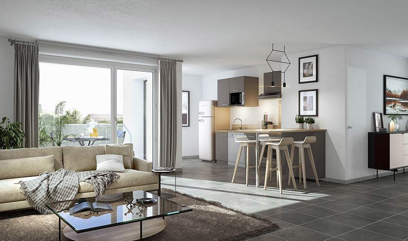 Appartements, maisons neufs Toulouse - Héritage
