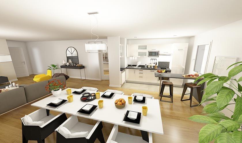 Appartements neufs Tours - Saint-cosme