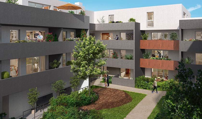 Appartements neufs Castelnau-le-lez - Echo