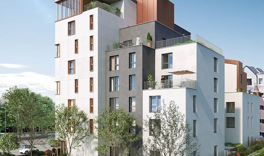 Appartements neufs Rennes - My Campus Rennes I