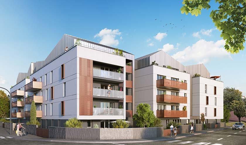 Appartements neufs Saint-malo - Détroit
