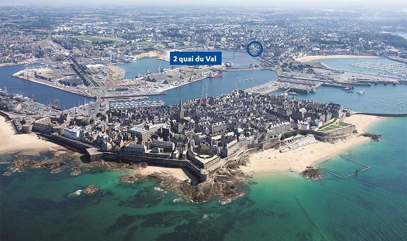Appartements neufs Saint-malo - L'amiral
