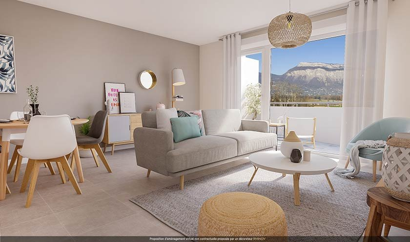 Appartements neufs Murianette - Seconde Nature