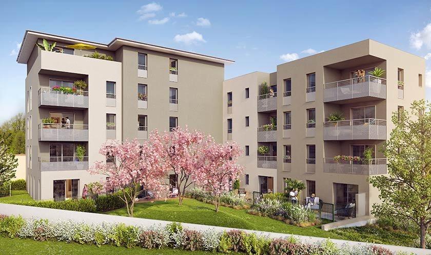 Appartements neufs Vienne - L'aparté