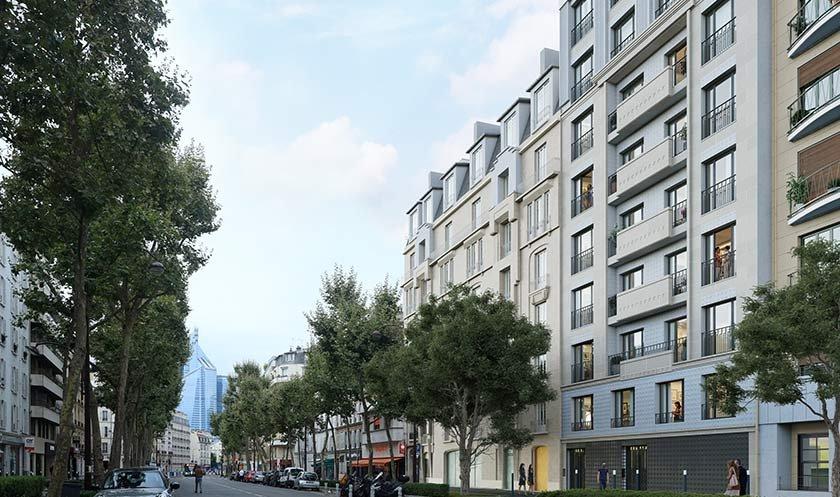 Appartement neuf Neuilly-sur-seine - La Galerie Peretti