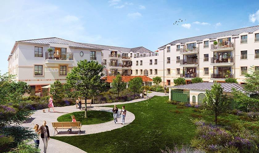 Appartements neufs Verneuil-sur-seine - L'alchimie