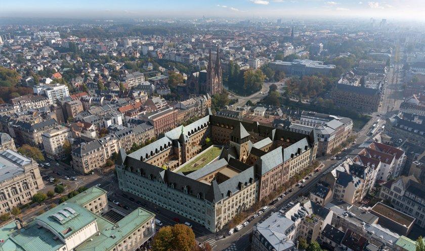 Appartements neufs Strasbourg - Hotel Des Postes