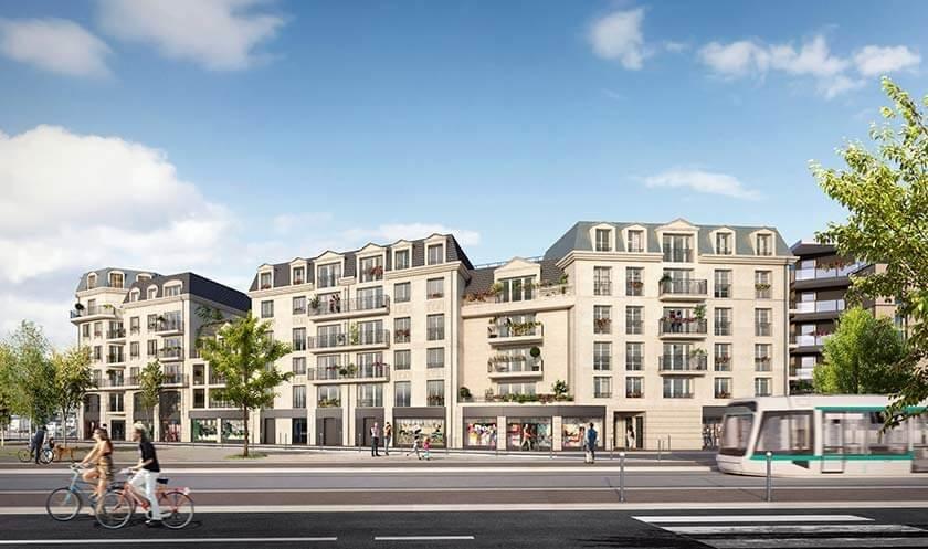 Appartement neuf Clamart - Carré Parisien