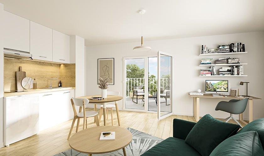 Appartements neufs Rennes - Green Academy