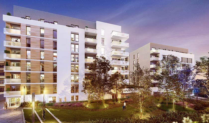 Appartements neufs Champigny-sur-marne - Coeur Champigny