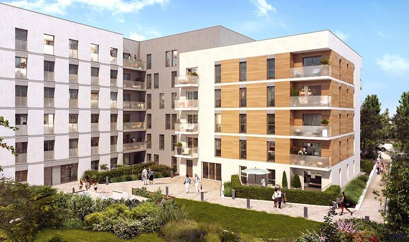 Appartements neufs Champigny-sur-marne - Coeur Champigny