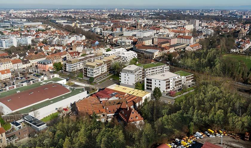 Appartements neufs Strasbourg - L'inattendu