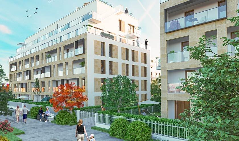 Appartements neufs Meudon - Miroir D'o