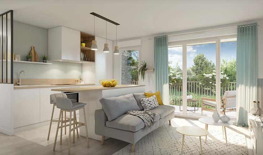 Appartements neufs Poissy - Bel Isle
