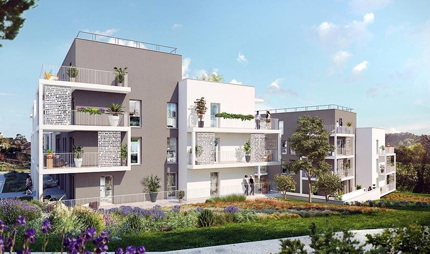 Appartements neufs Marseille - Via Terra