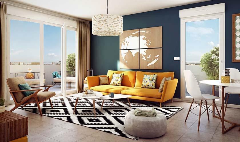 Appartements neufs Marseille - Arboressence 2