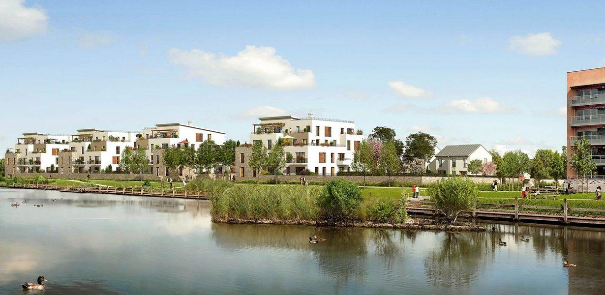 Appartements, maisons neufs Bois-d'arcy - Jardins Gabin