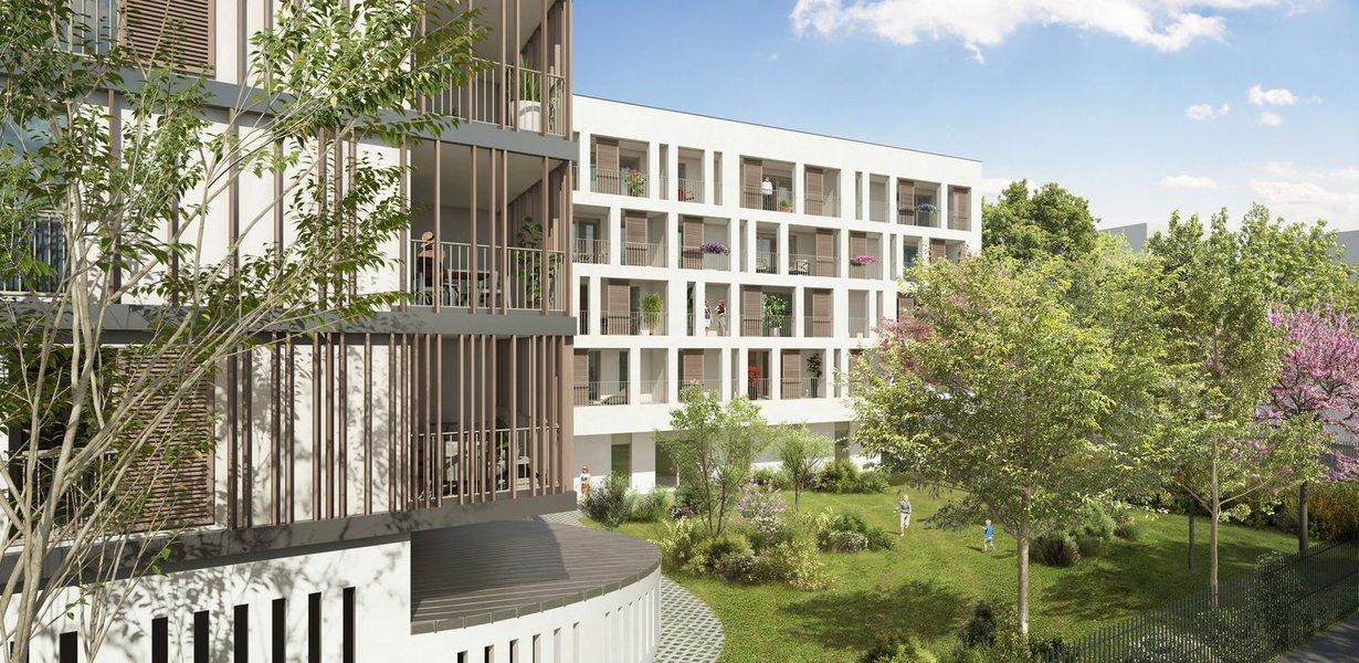 Appartements neufs Marseille - Arbor&sens
