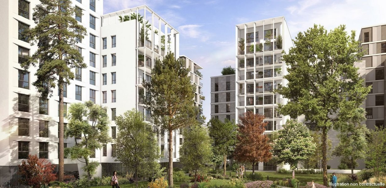 Appartements neufs Clichy - L'instant